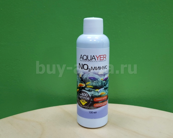 Aquayer NO3 минус